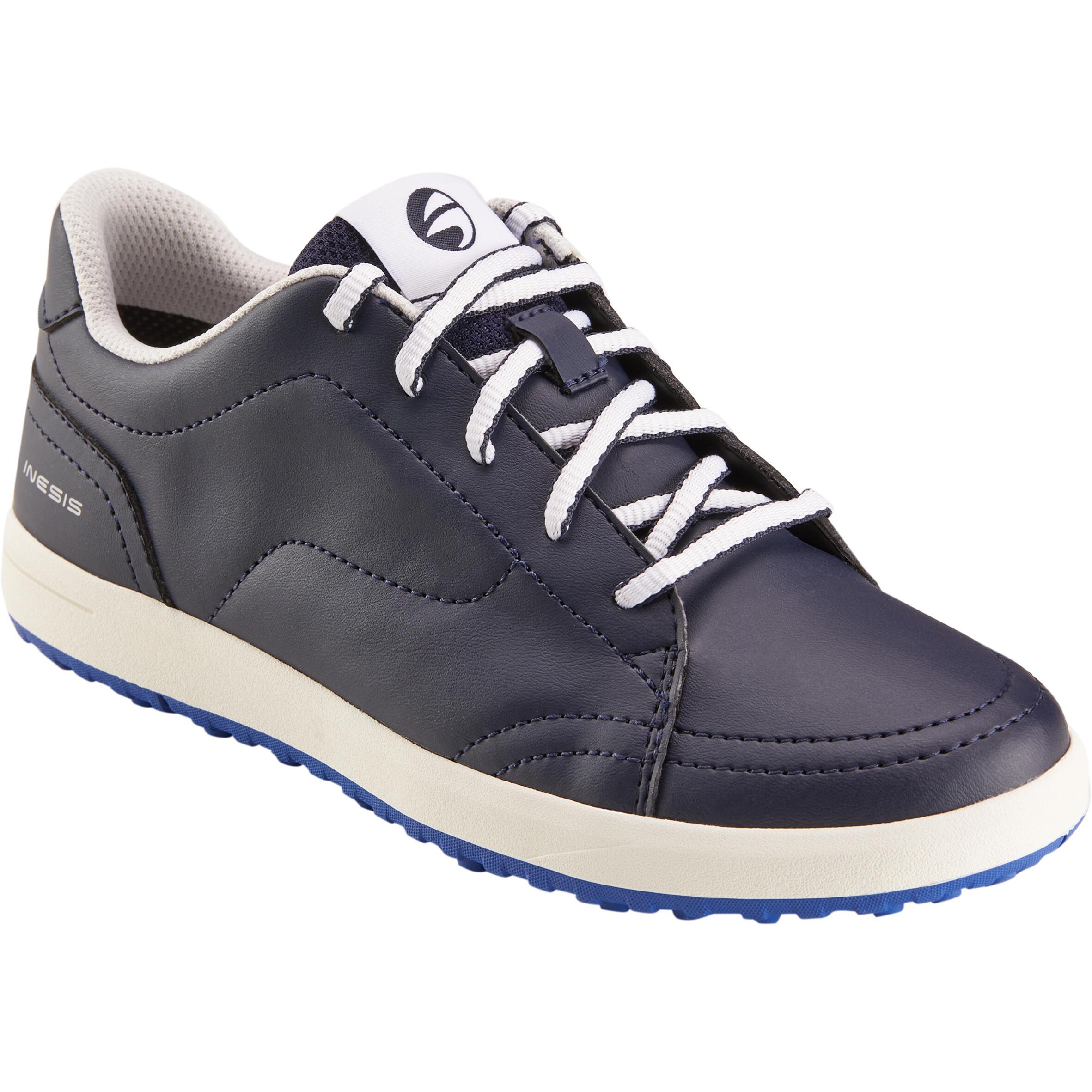 Inesis Chaussures golf enfant bleu marine - Inesis