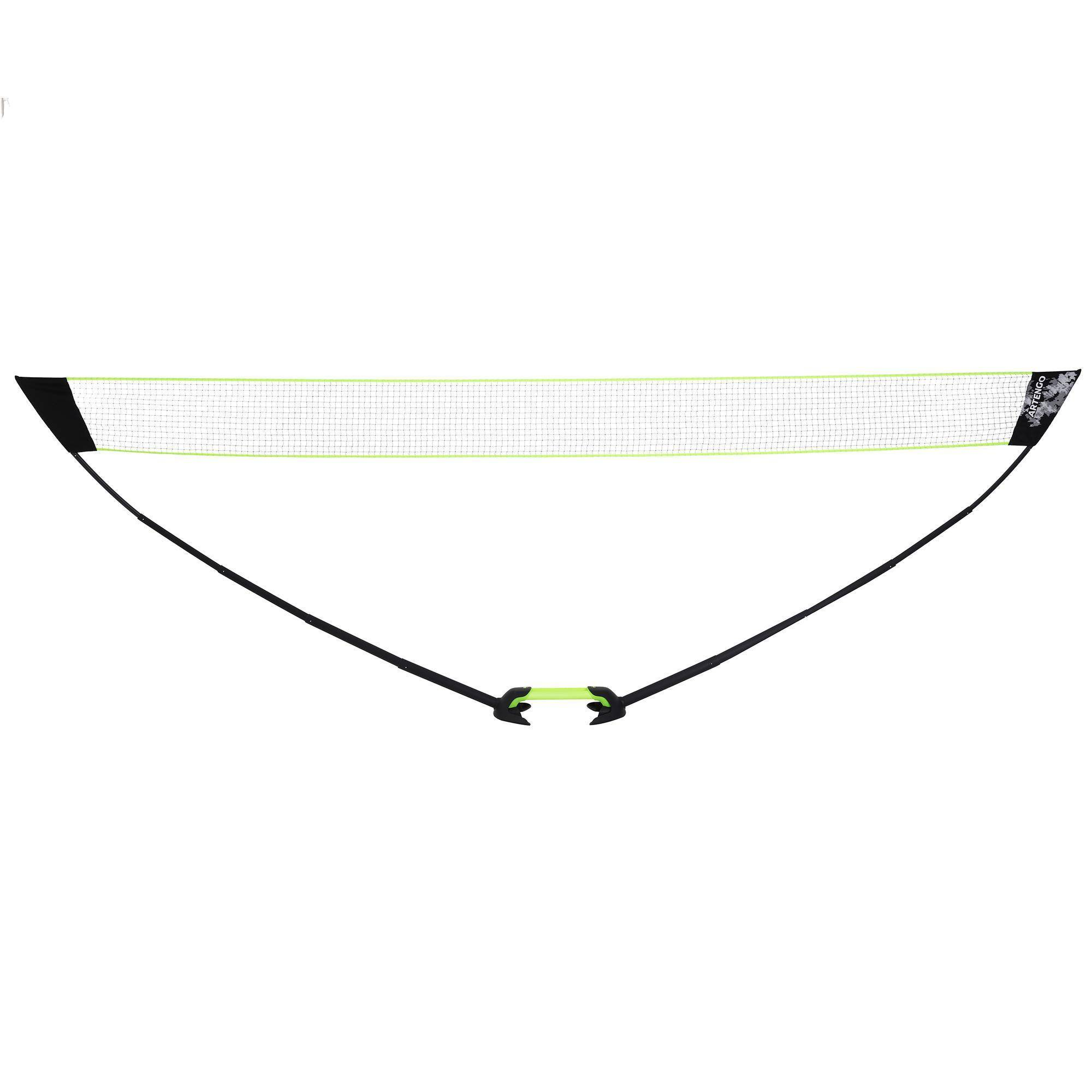 Perfly Filet De Badminton Easy Net 5 m - Perfly