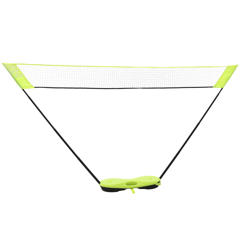 Perfly Filet De Badminton Easy Net 3M - Jaune - Perfly