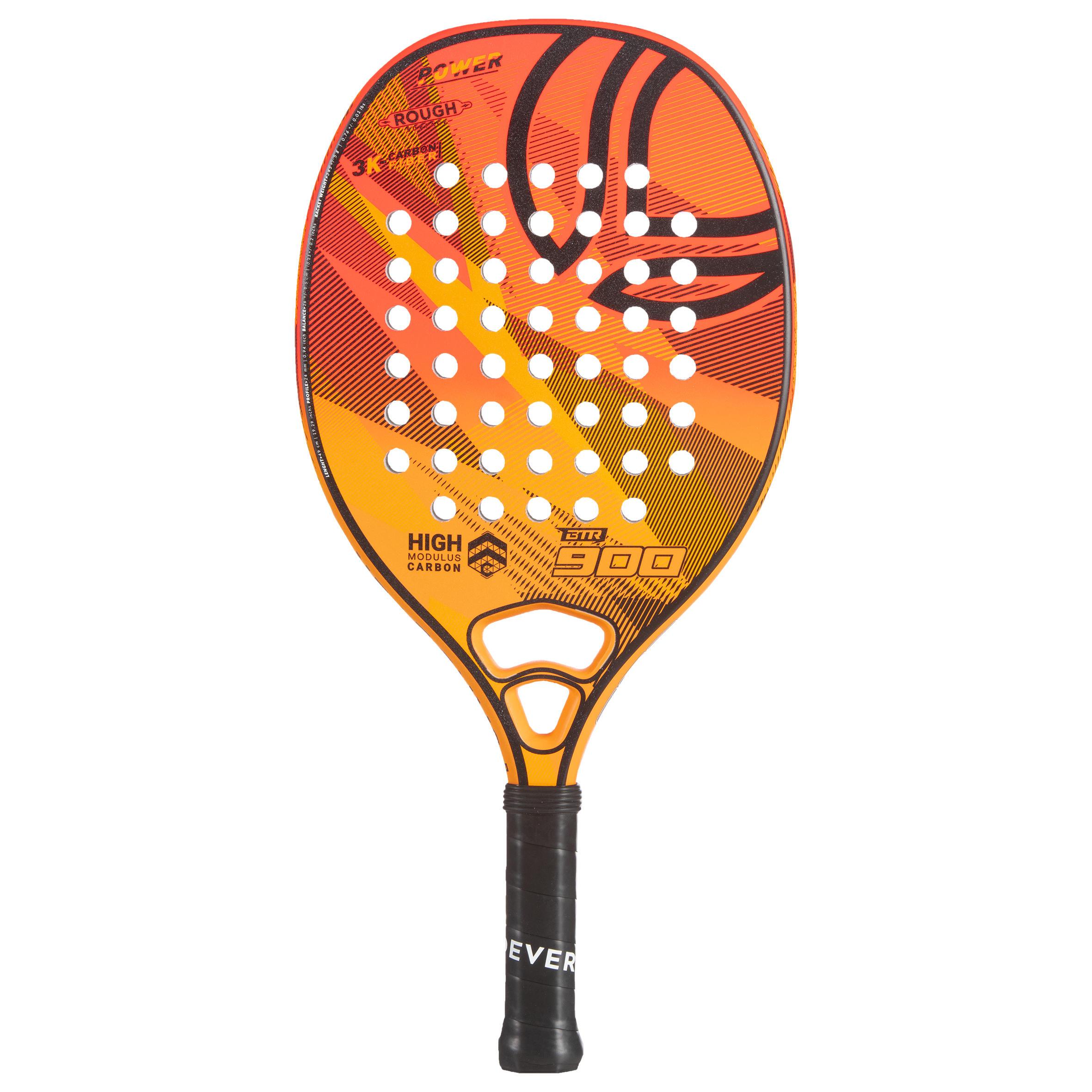 Sandever raquette beach tennis BTR 900 Power orange - Sandever