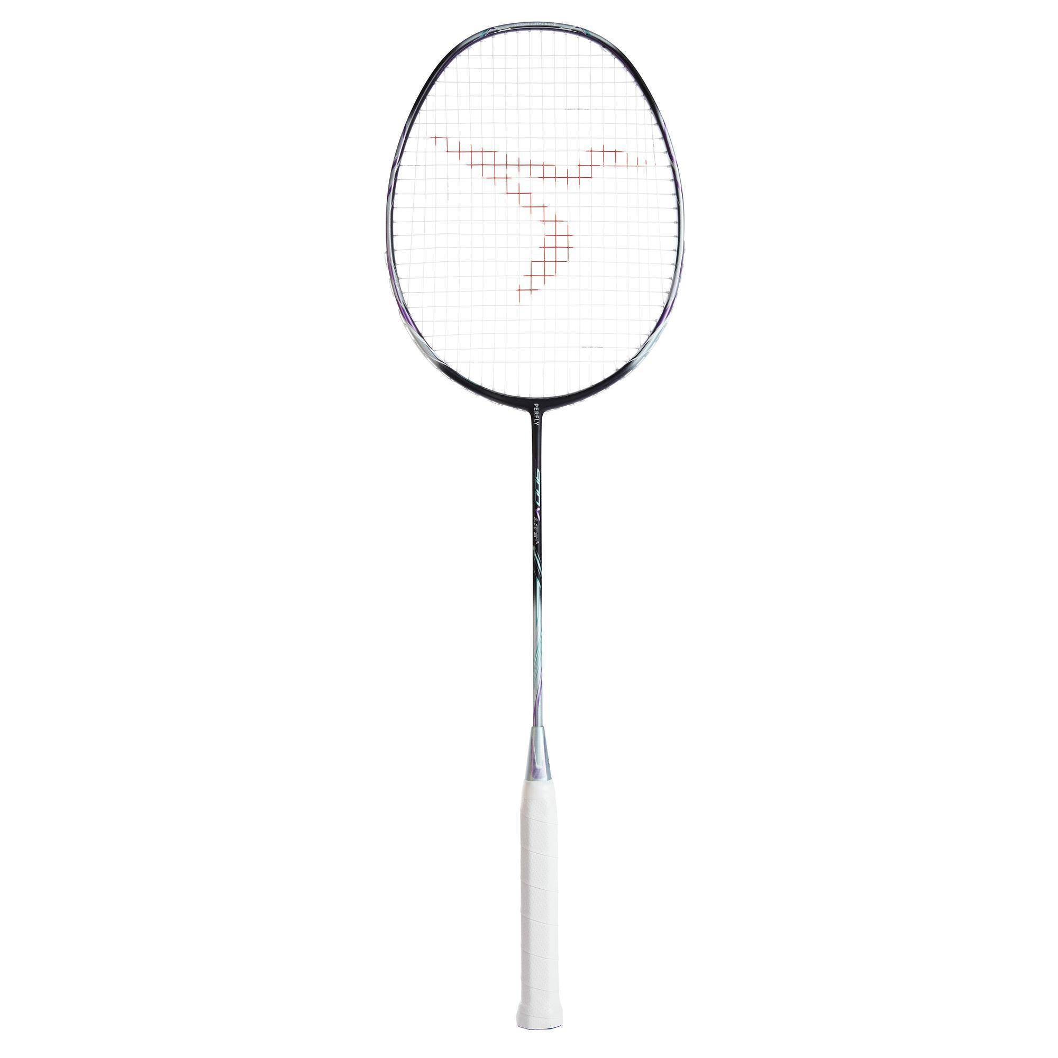 Perfly Raquette de Badminton Adulte BR 900 Ultra Lite V - Menthe - Perfly