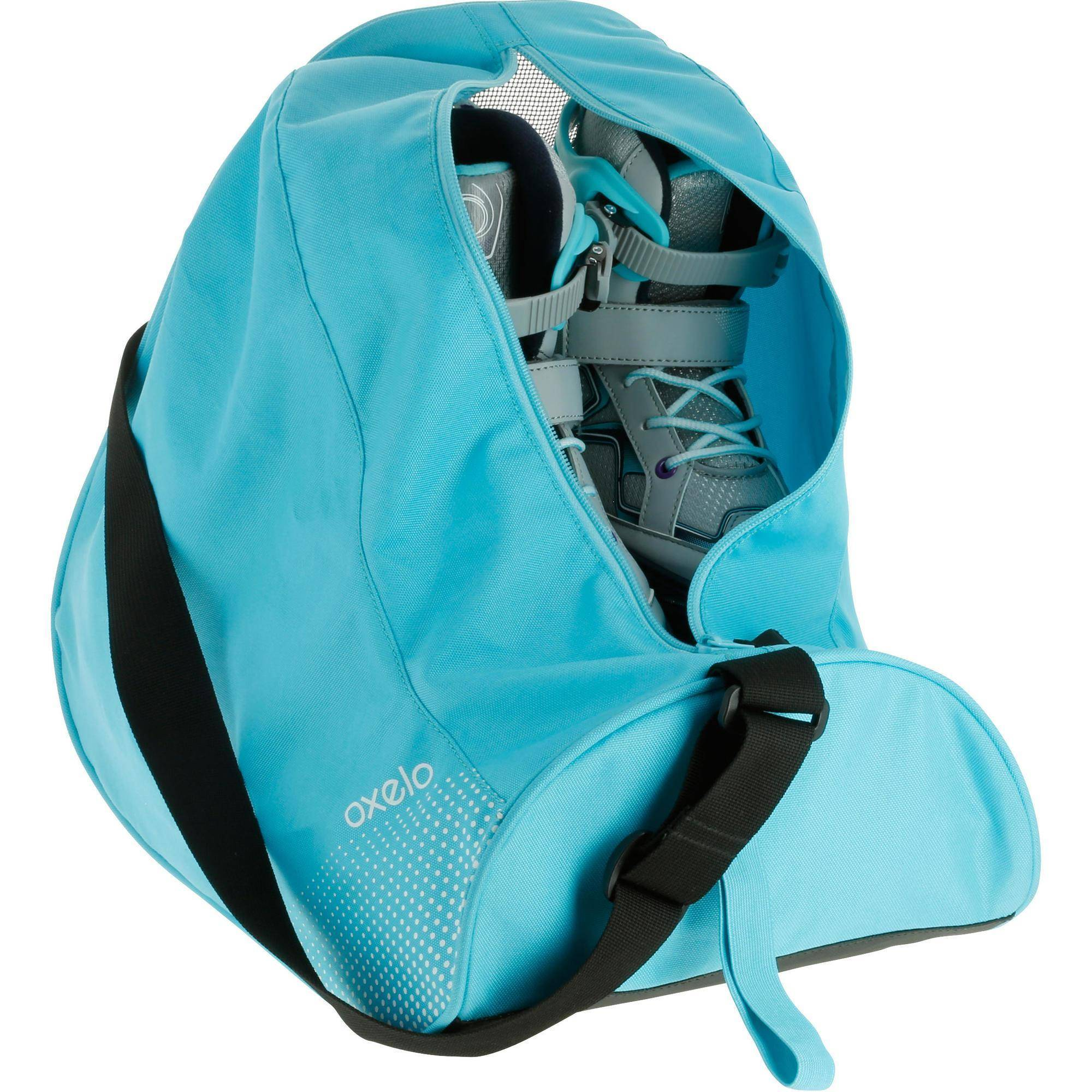 Oxelo SAC ROLLER FIT 26 litres turquoise - Oxelo