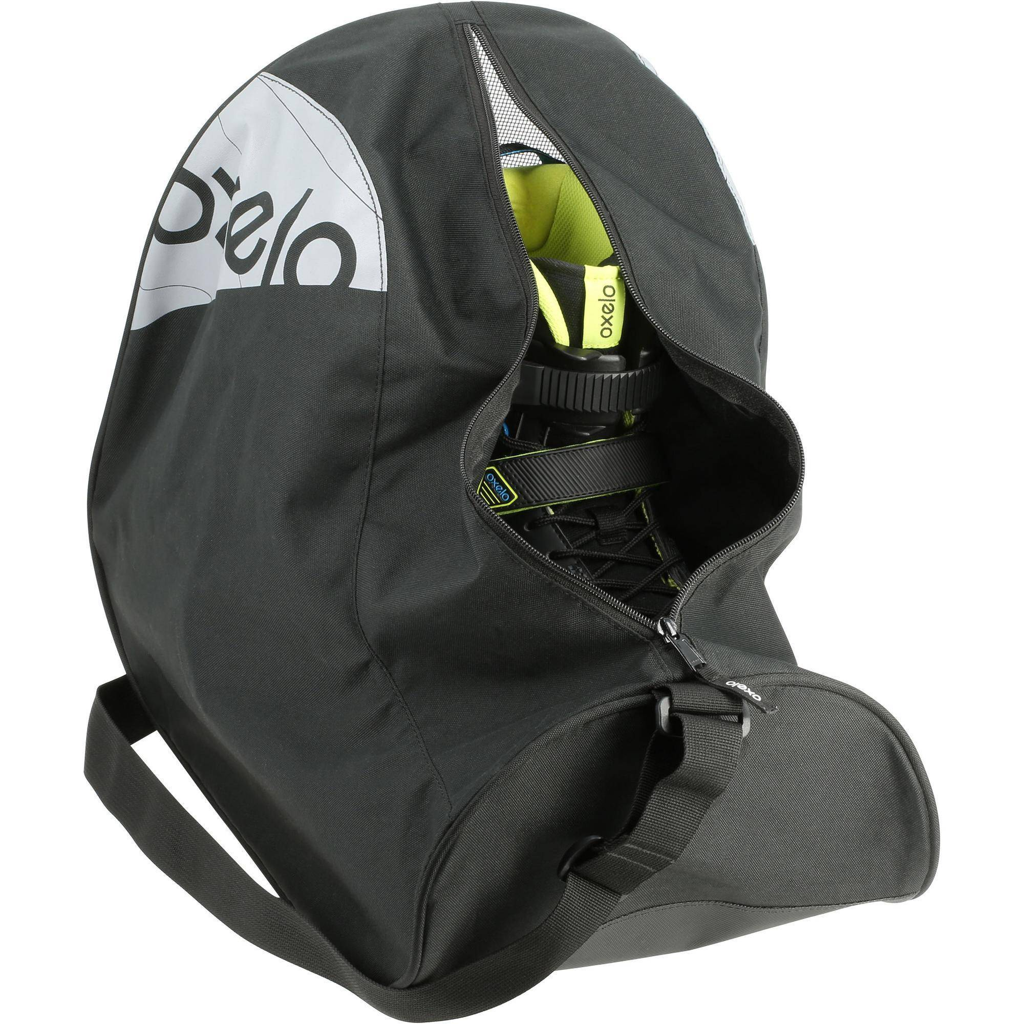 Oxelo Sac roller adulte FIT 32 litres noir - Oxelo