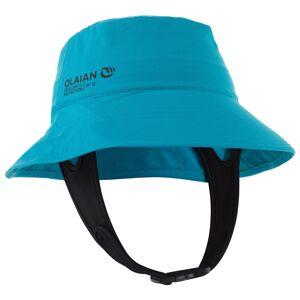 Olaian Chapeau surf anti UV Enfant Bleu - Olaian