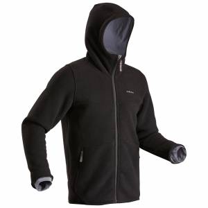 QUECHUA Veste polaire chaude de randonnée - SH100 U-WARM - Homme. - QUECHUA - 40 M