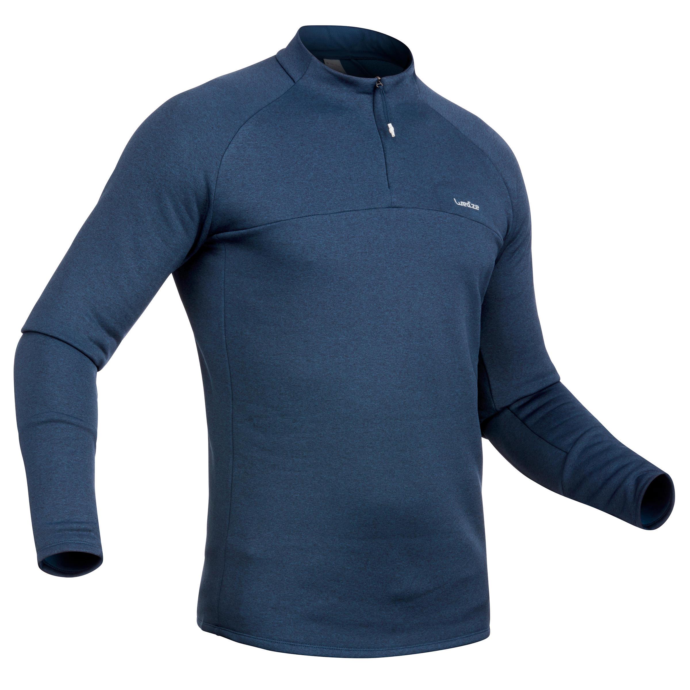 Wedze Couche 2 de ski Homme 500 Bleue - Wedze
