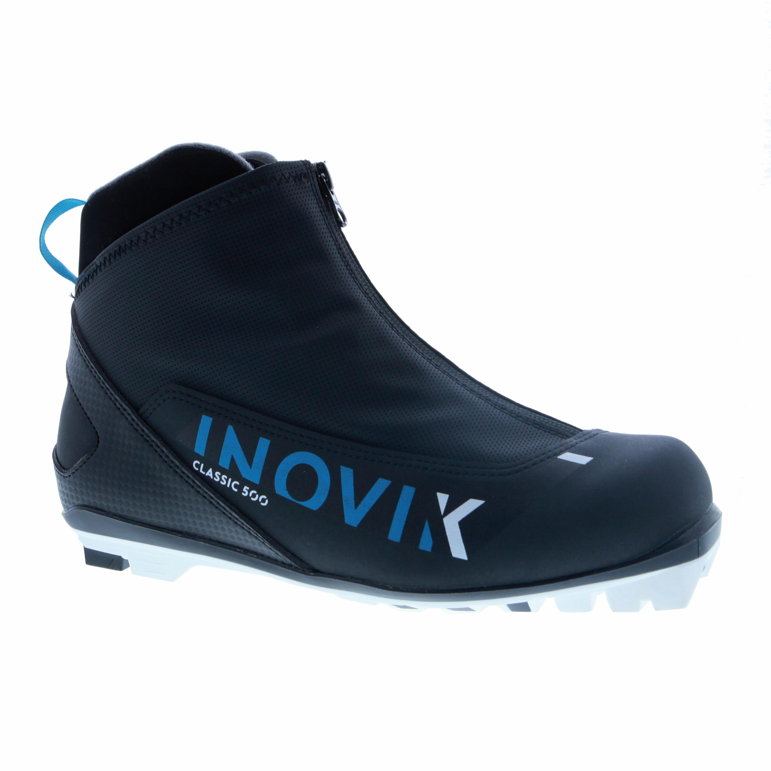 Inovik Chaussure de ski de fond classique XC S BOOTS 500 ADULTE - Inovik