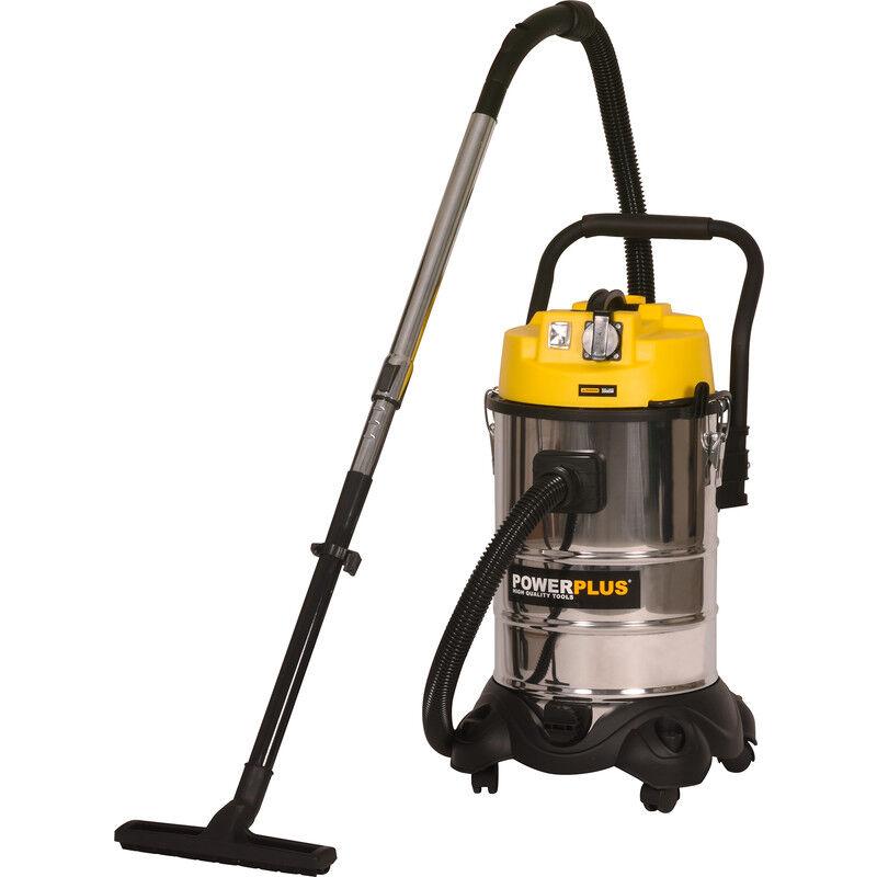 Powerplus Aspirateur eau et poussière Powerplus POWX324 1200W 30L