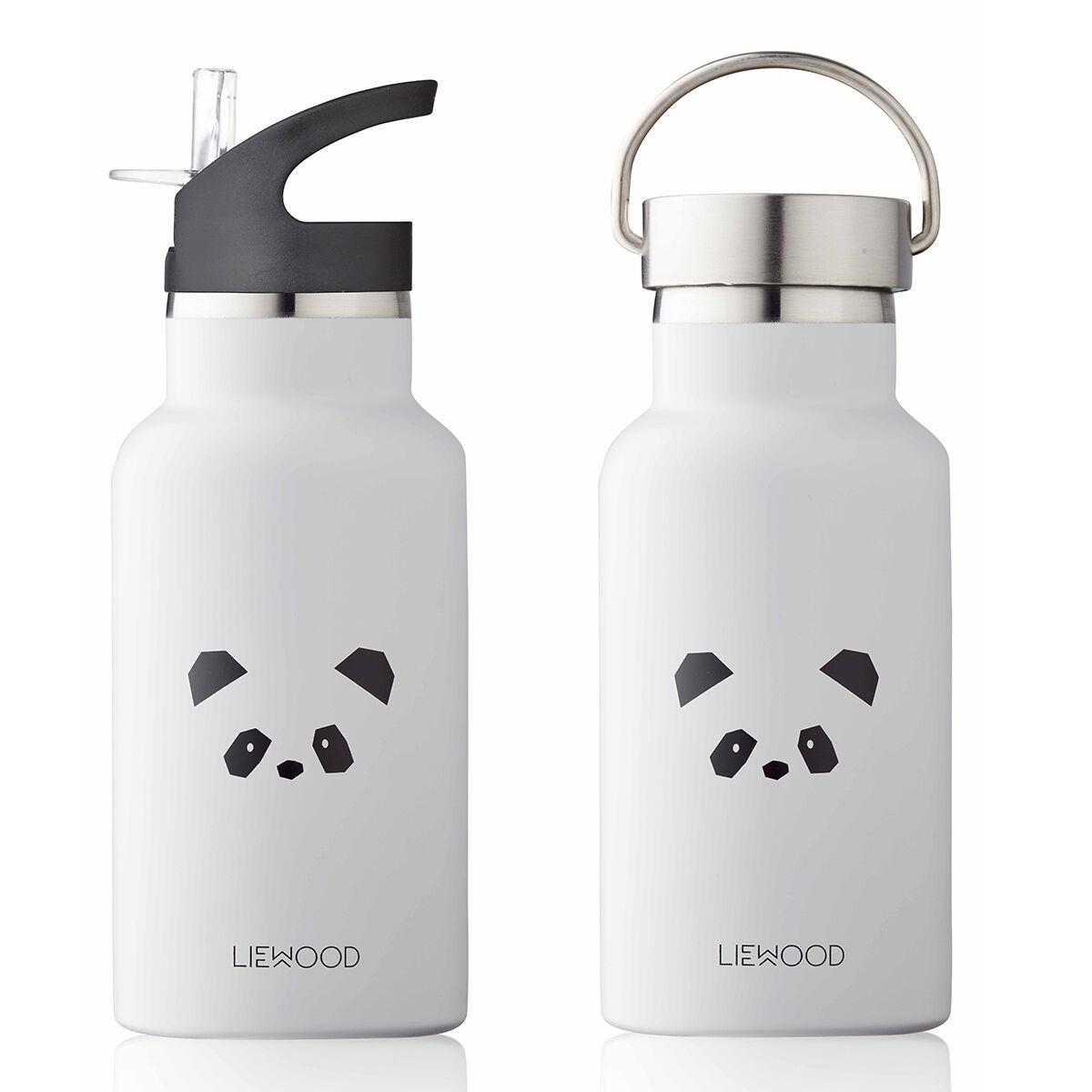 Liewood Gourde Anker - Panda Gris clair