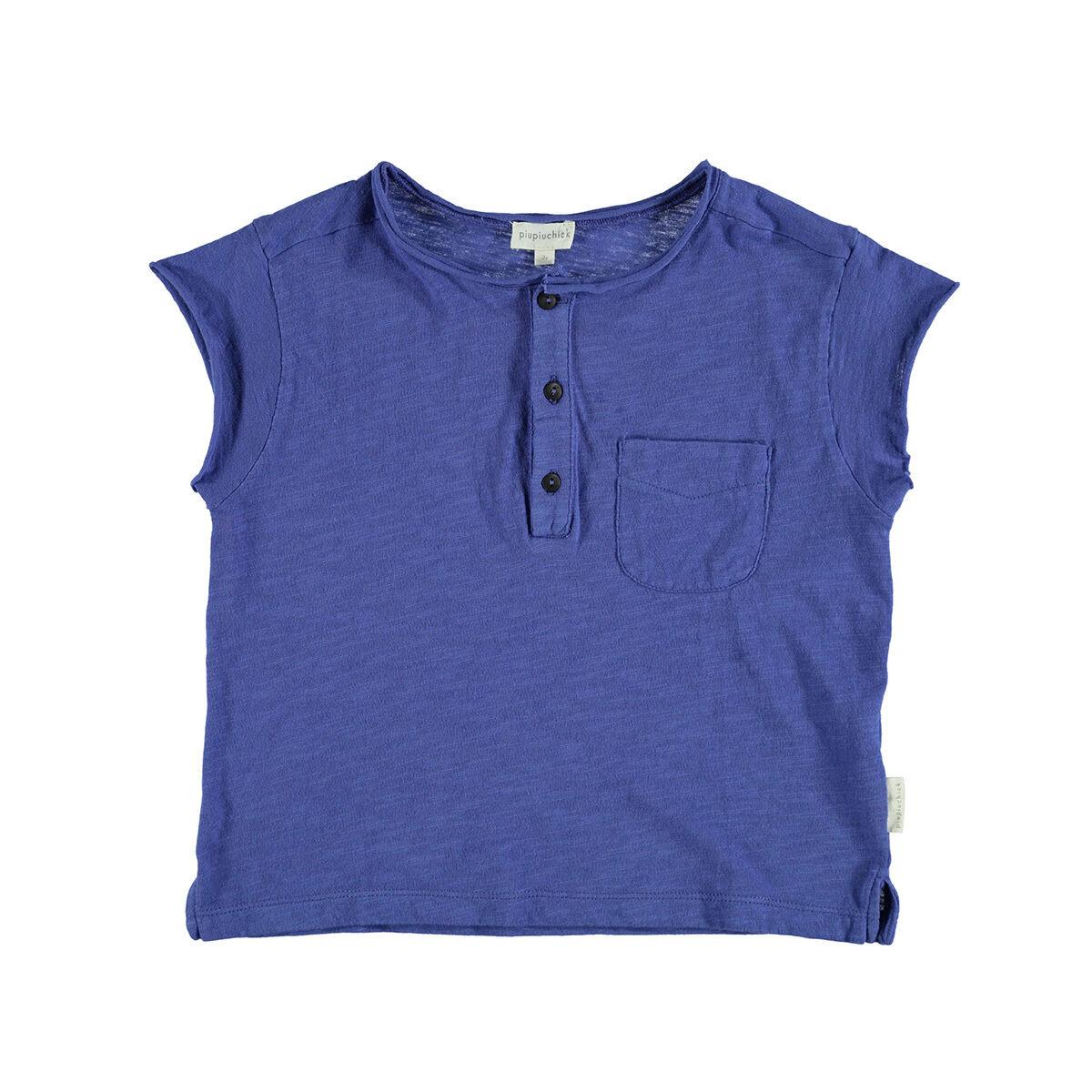 Piupiuchick T-Shirt Bleu - 18 Mois
