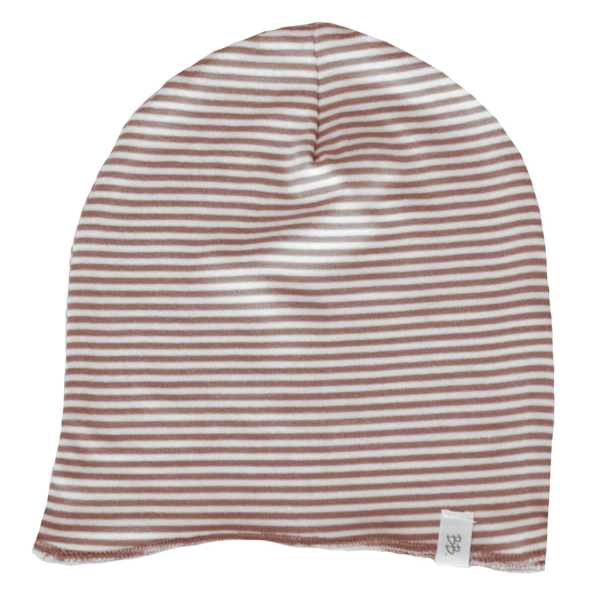 BAMBOOM Bonnet de Naissance Milleraies Rose - Taille M