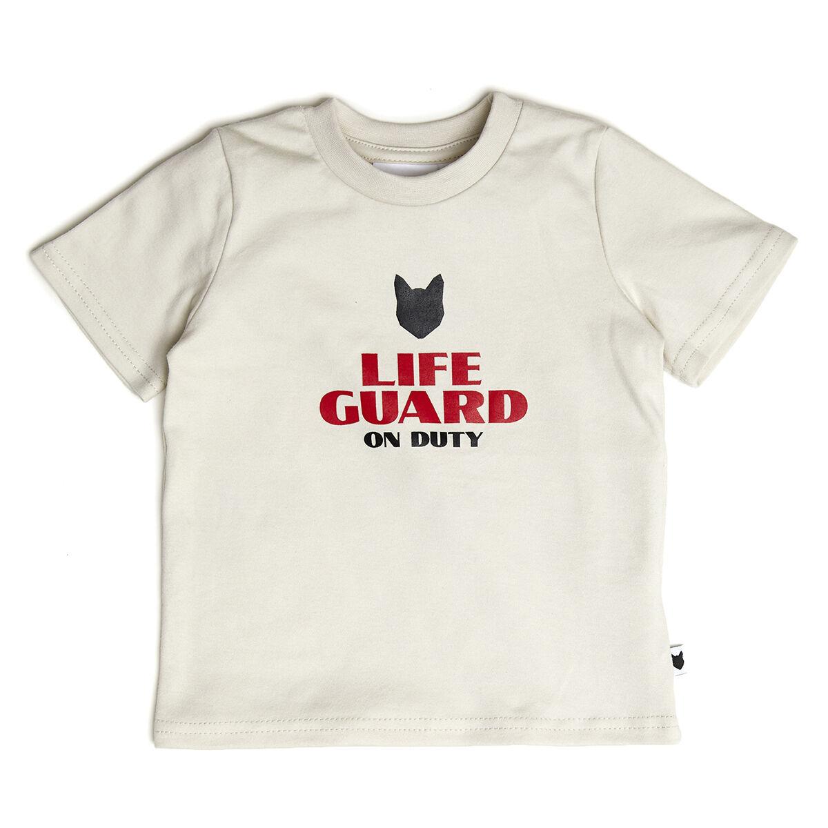 Tobias & The Bear Tee-Shirt Lifeguard - 2/3 Ans