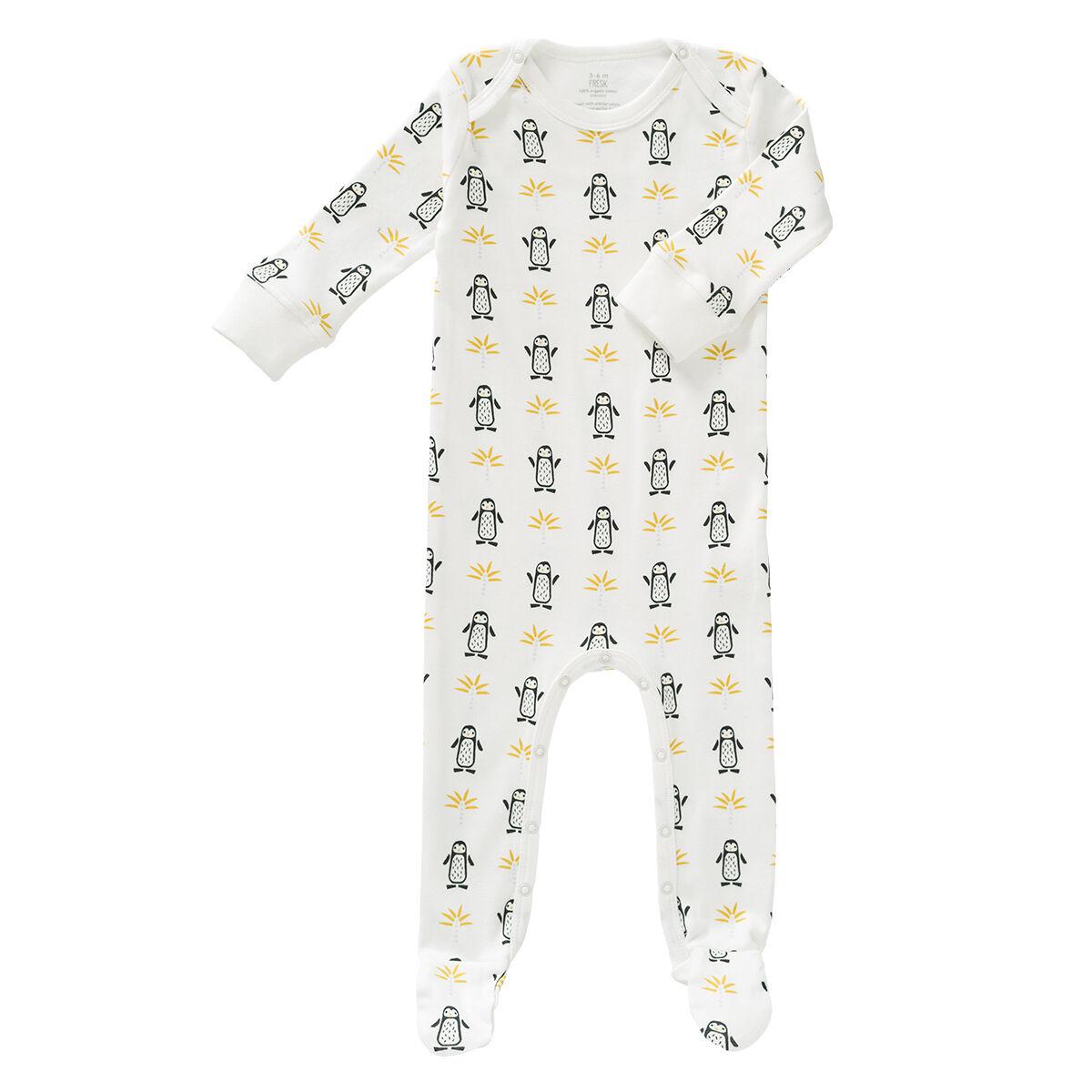 Fresk Pyjama Pingouins - 3/6 Mois