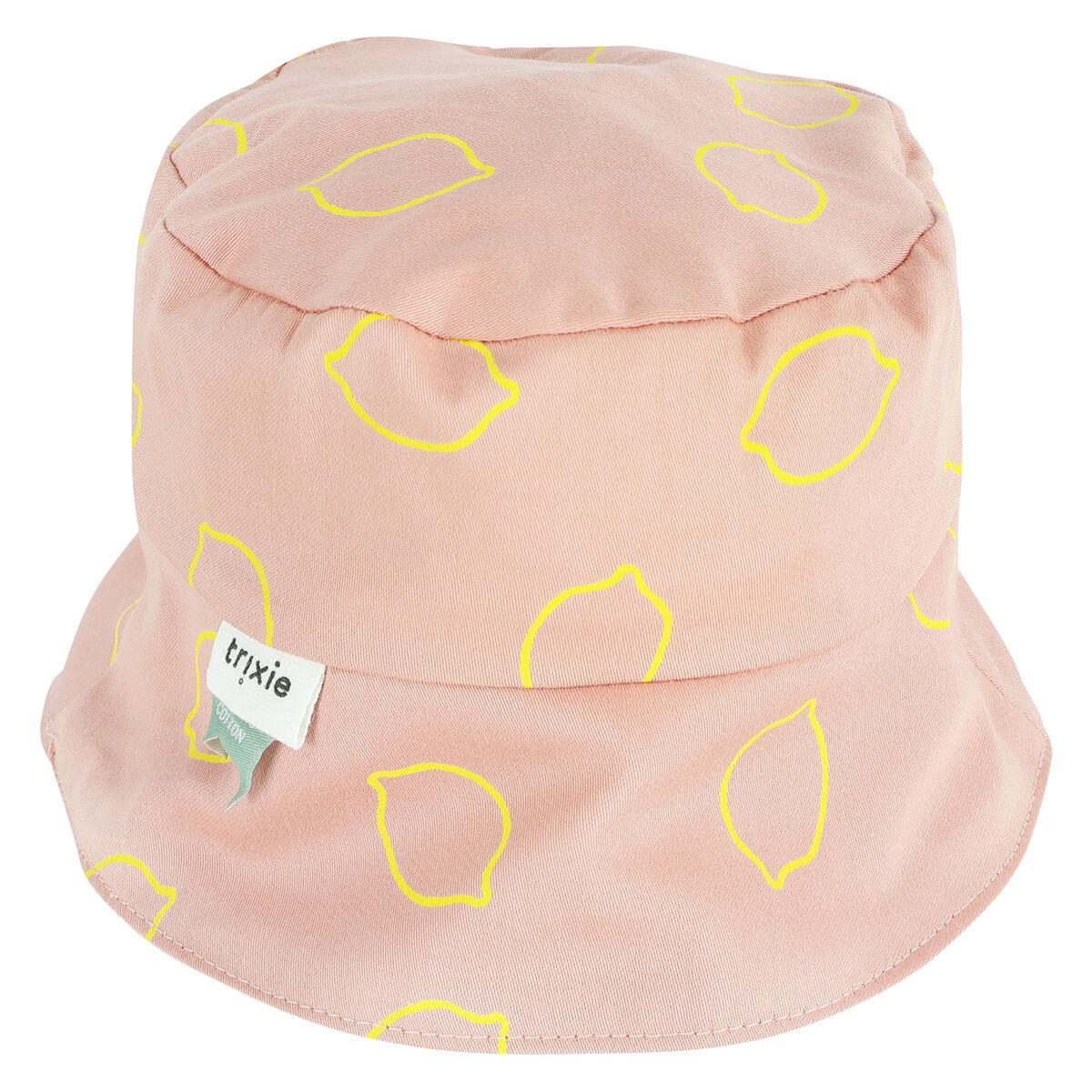 Trixie Baby Chapeau de Soleil Lemon Squash - 12/18 Mois