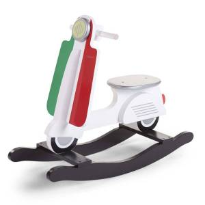 Childhome Scooter à Bascule Italy