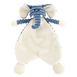 Little Jellycat Cordy Roy Baby Eléphant Soother