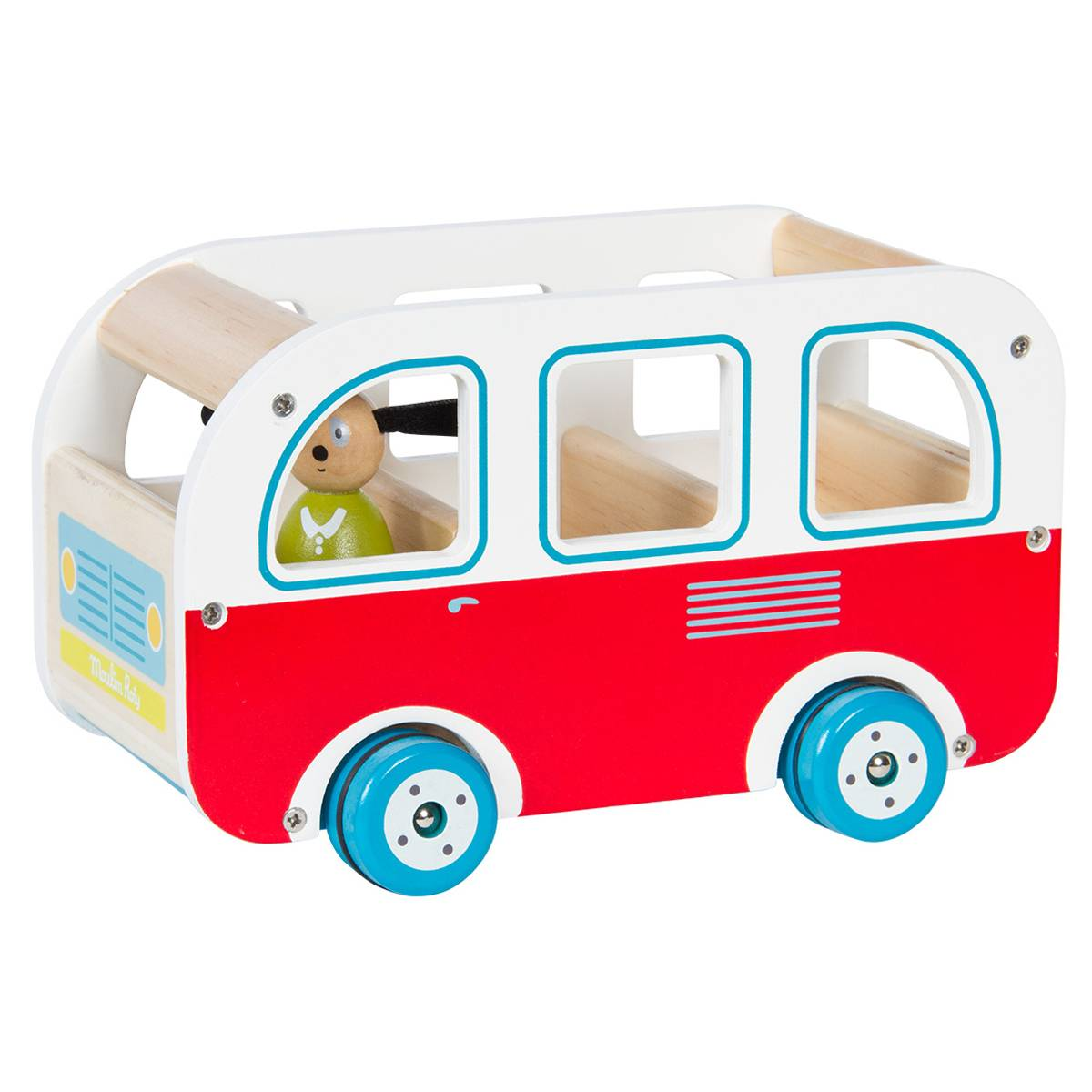 Moulin Roty Bus en Bois