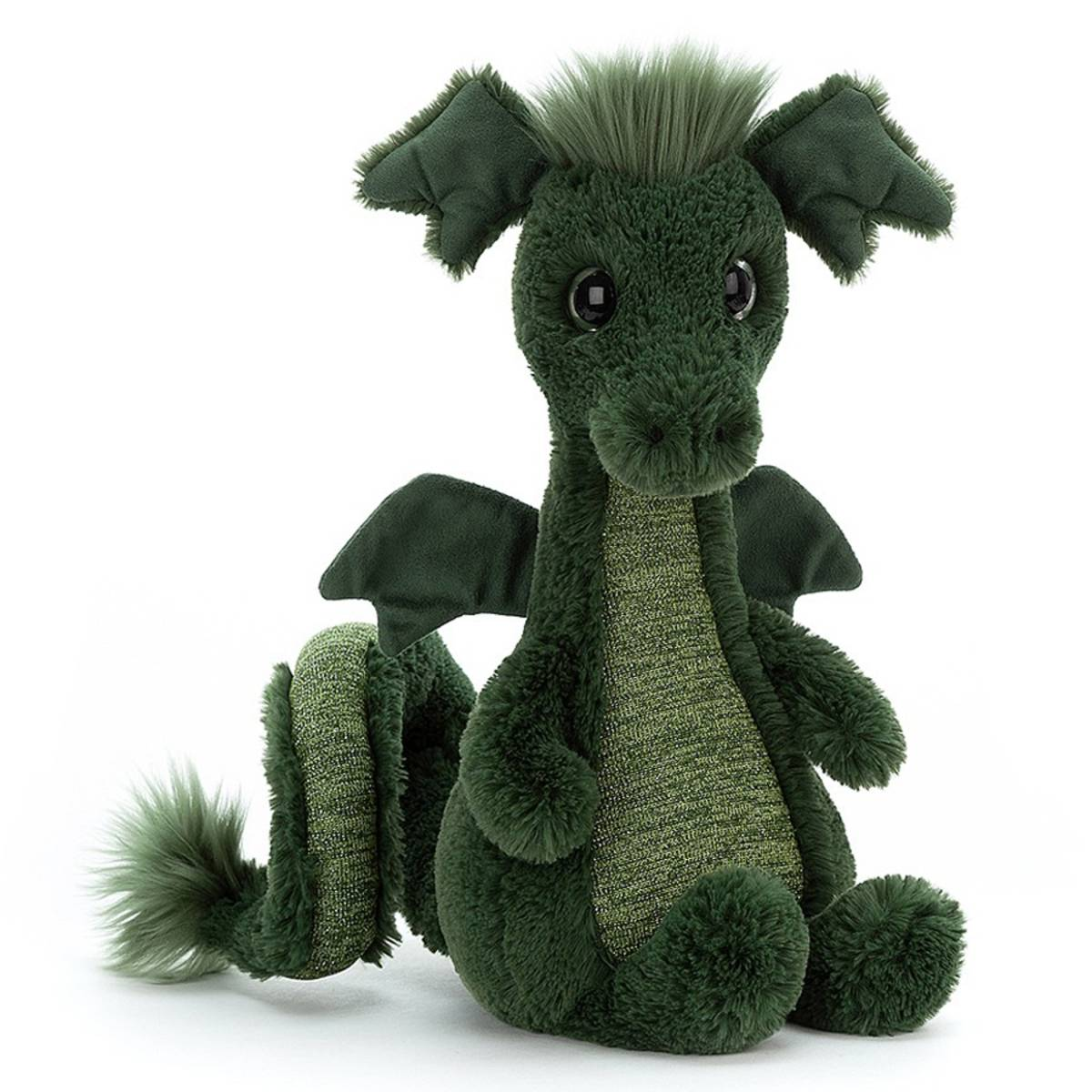 Jellycat Frizzles Dragon