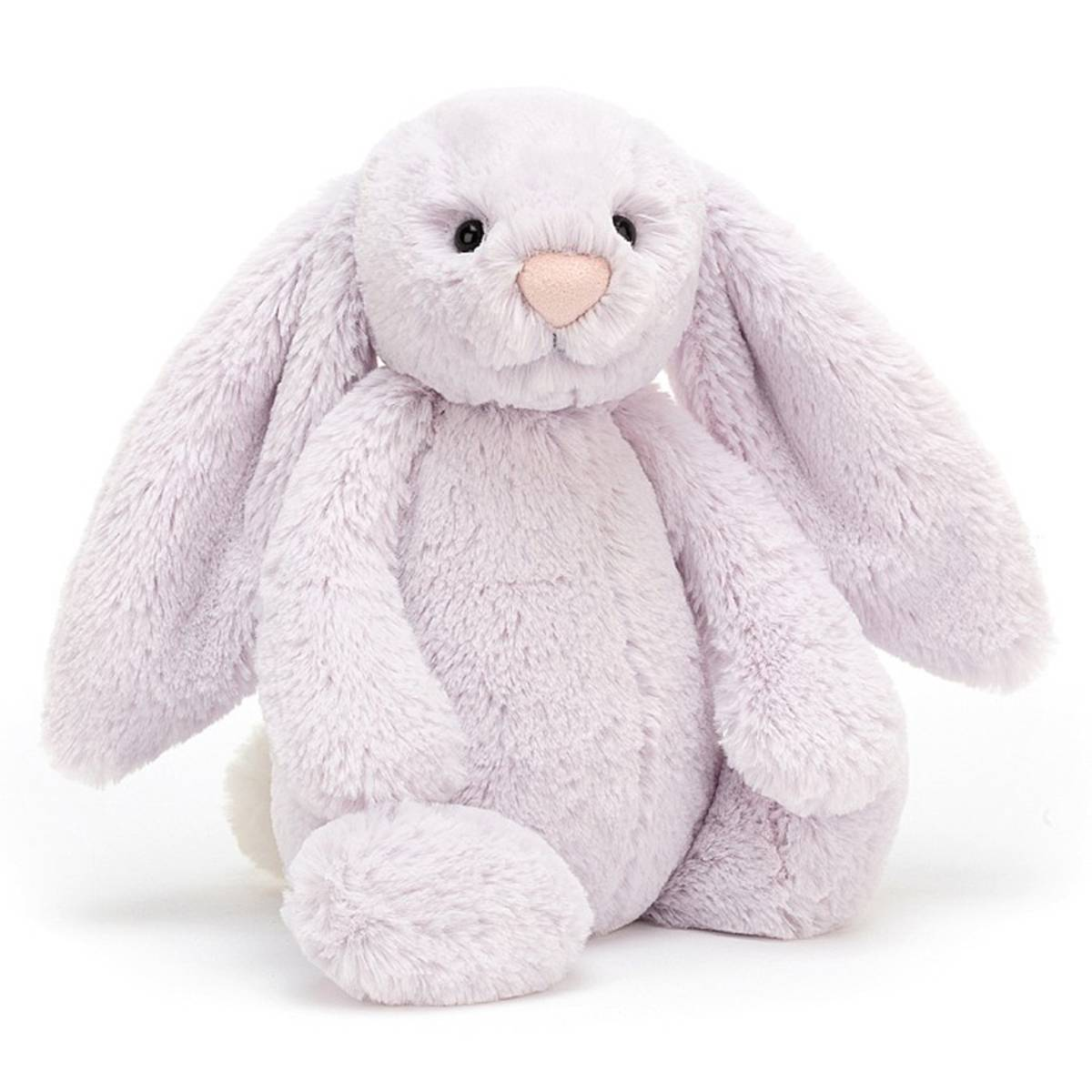 Jellycat Bashful Lavender Bunny - Medium