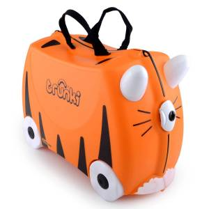 Trunki Valise Ride-on - Tigre Tipu