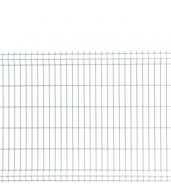 Panneau Grillage Rigide - Couleur - Gris 7016, Gamme - Pro+ (fil en 5mm), Hauteur - Ht 1m23