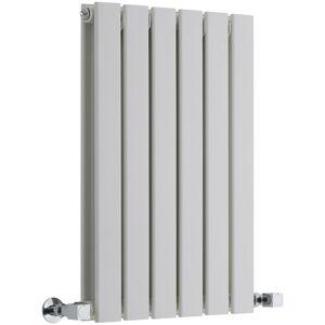 Hudson Reed - Radiateur Design Horizontal Blanc Delta 63,5cm x 42cm x