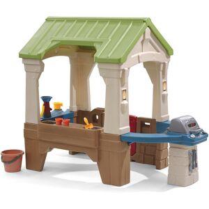 Step2 - Great Outdoors Playhouse: Maisonnette pour enfants, fenêtres