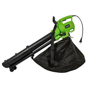 OXEO Aspirateur broyeur souffleur de jardin + sac de 45 l - Oxeo