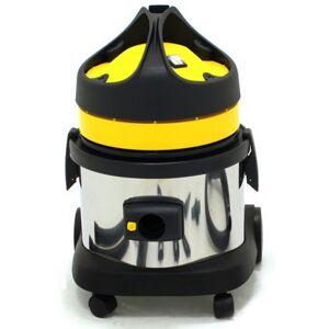 PROMAC Aspirateur poussière/eau 24/18 litres VAC-24TN - Promac