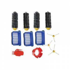 STOEX Kit de remplacement pour iRobot Roomba 500 600 585 595 620 650 660 680