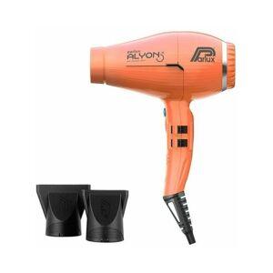PARLUX Seche-cheveux - Alyon - Débit d'air 84 m3/h - 2250 W - Orange - Parlux
