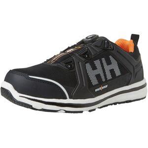 HELLY HANSEN Basket de sécurité basse Helly Hansen Oslo BOA S3 SRC Noir / Orange 43