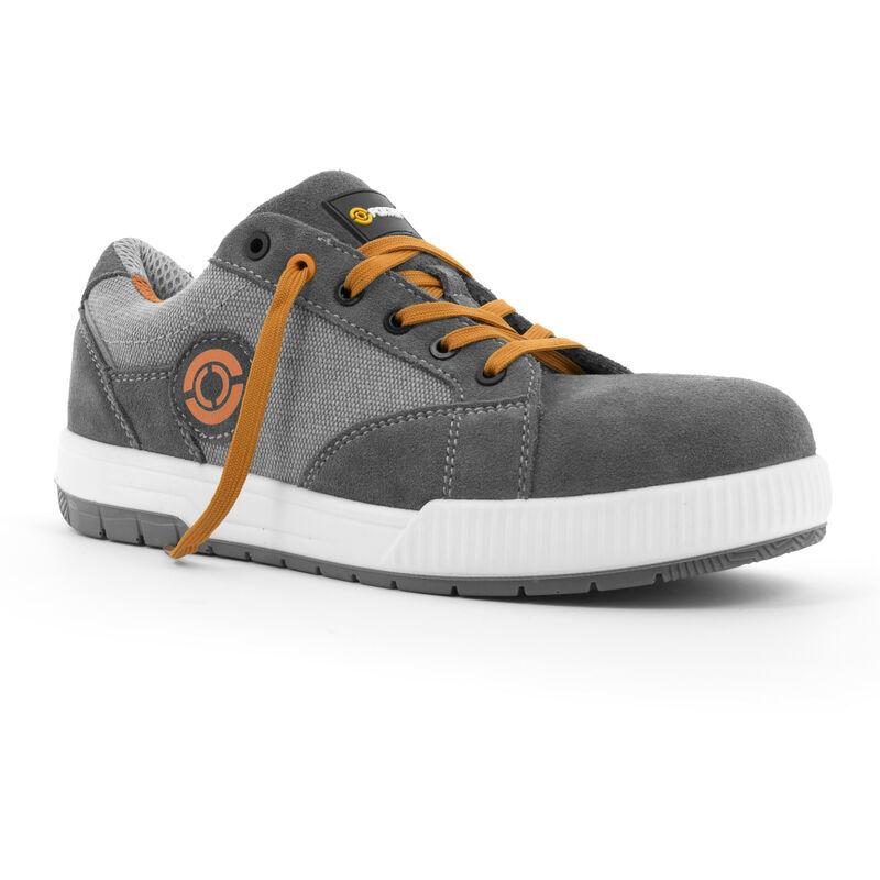FOXTER Chaussures de sécurité   Hommes   Basses   Baskets de Travail   Légères
