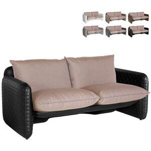 SLIDE Canapé de jardin intérieur et extérieur design moderne Slide Mara Sofa