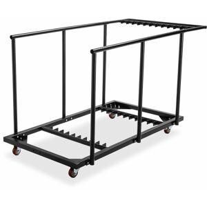 Mobeventpro - Chariot pour tables pliantes