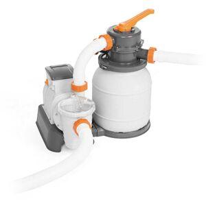BESTWAY Pompe filtre à sable Flowclear 58497 de 5678 L/h pour piscine - Bestway