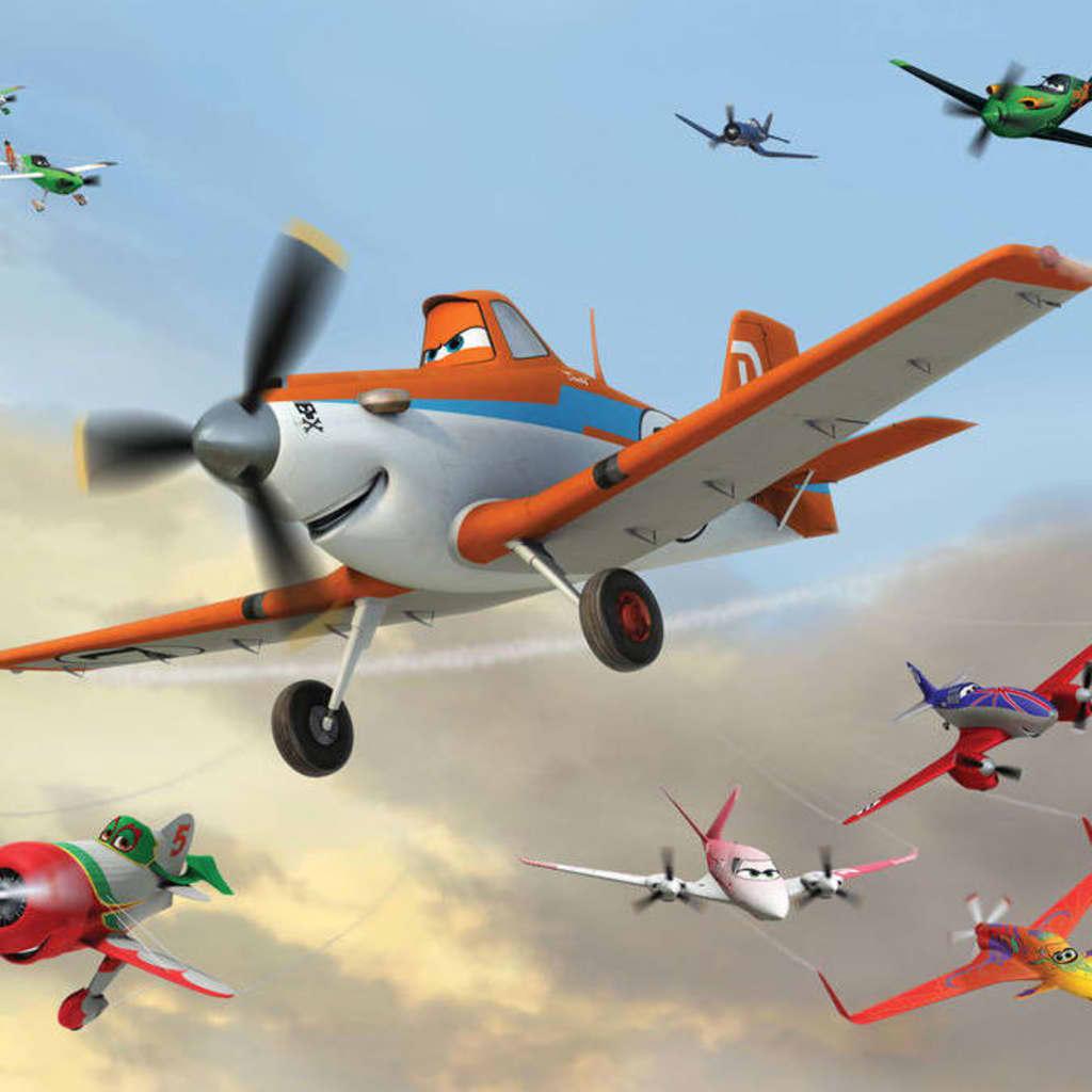 AG Design Papier peint photo Planes FTD2218