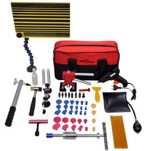 vidaXL Kit de réparation bosses avec sac de transport XXL