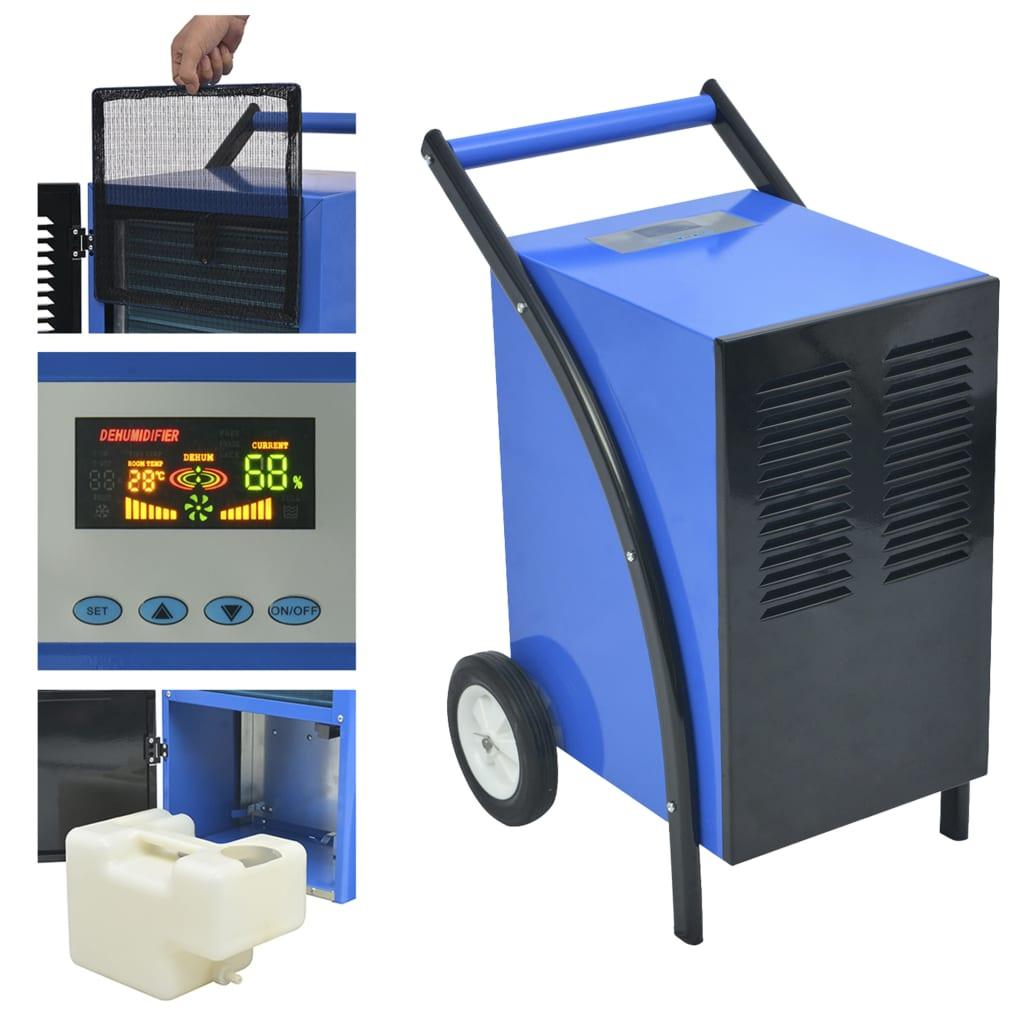 vidaXL Déshumidificateur Dégivrage par gaz chauds 50 L/24h 860 W