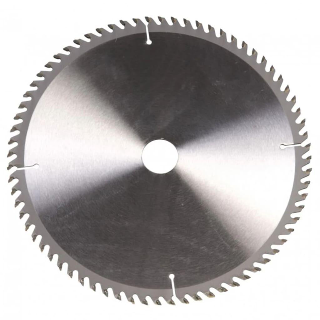 FERM Lame de scie circulaire 250 mm 30/16 72T TCT MSA1027