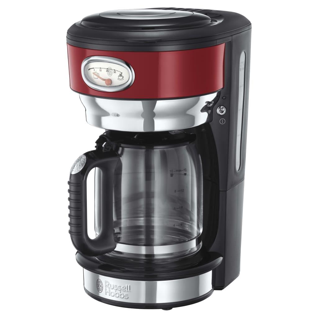 Russel Hobbs RUSSELL HOBBS 21700-56 - Cafetiere filtre Retro - 10 tasses - 1000 W -