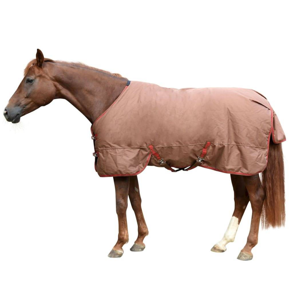 Kerbl Couverture de cheval RugBe IceProtect 300g Brun 135/185 cm 328673