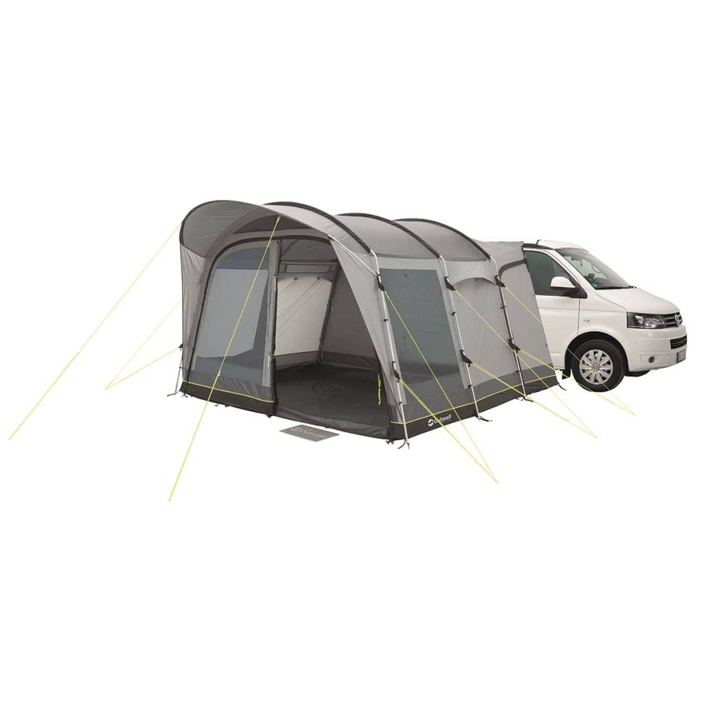 Outwell Auvent routier Scenic Road 250 Gris 250x340x225 cm 110815