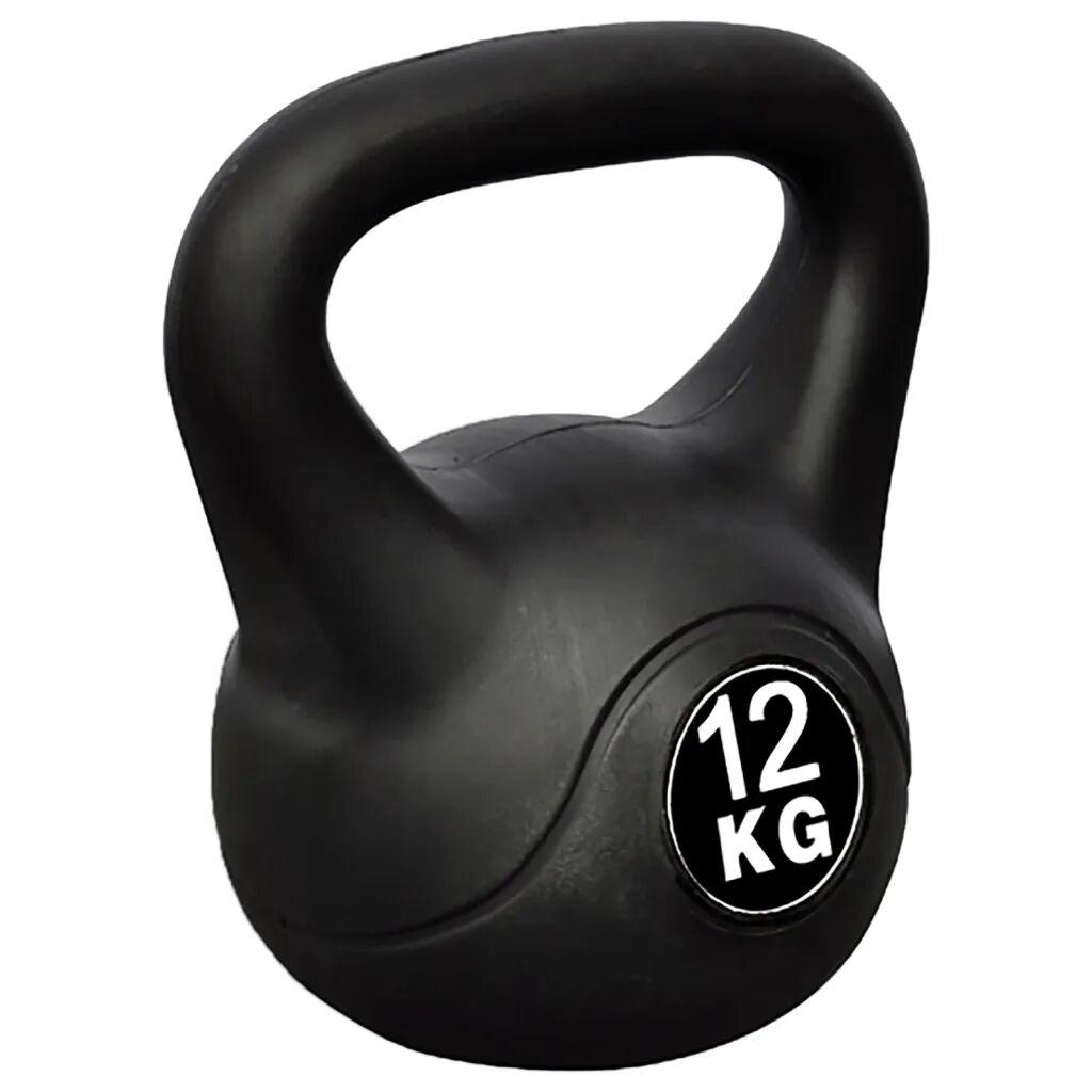 vidaXL Kettlebell de 12 kg