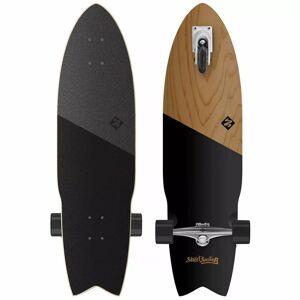Street Surfing Planche à roulettes Shark Attack 91,4 cm KOA NOIR