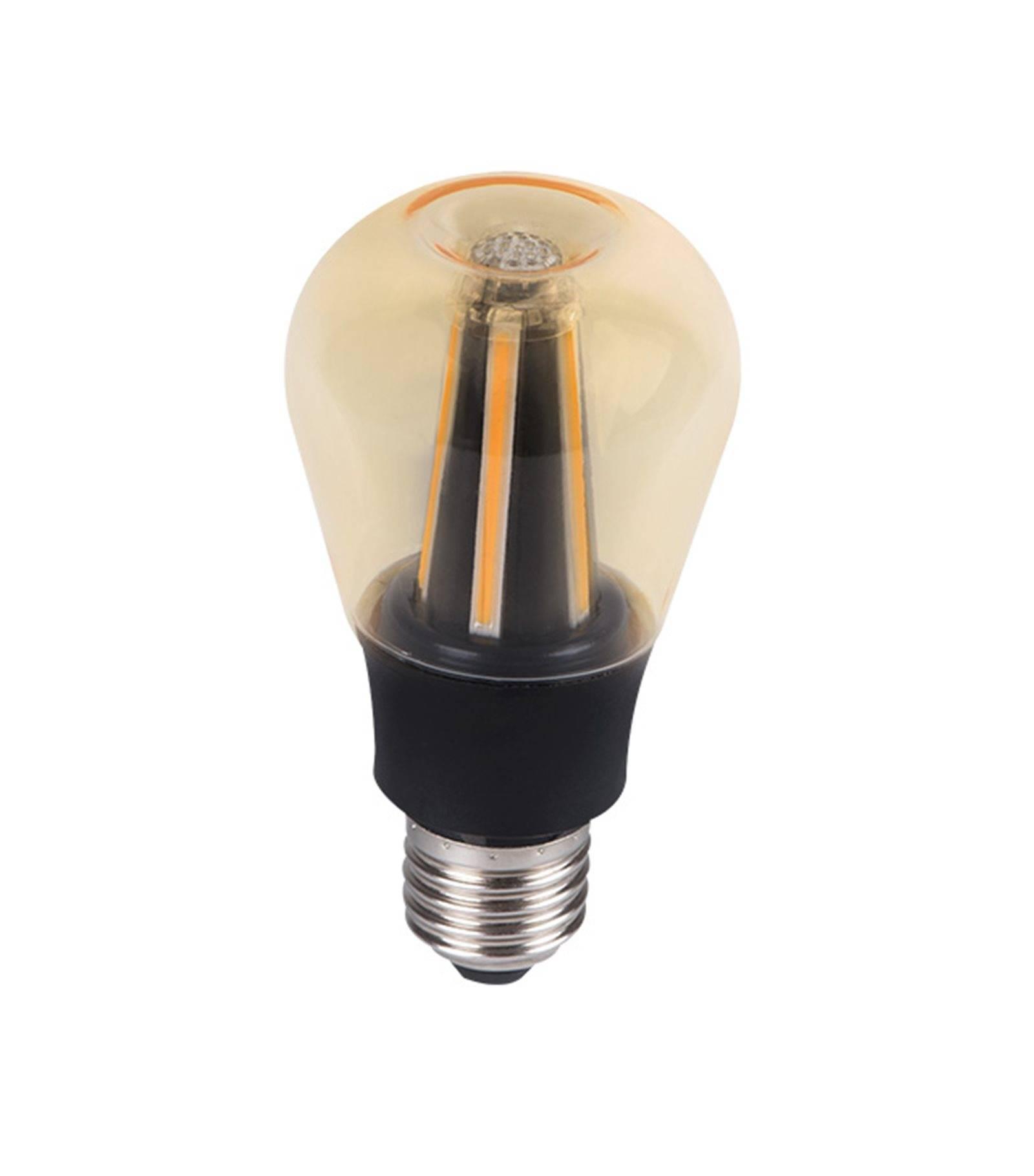 Kanlux Ampoule LED E27 Filament COG APPLE 8W 800Lm (équiv 60W) Blanc Chaud KANLUX - 24256