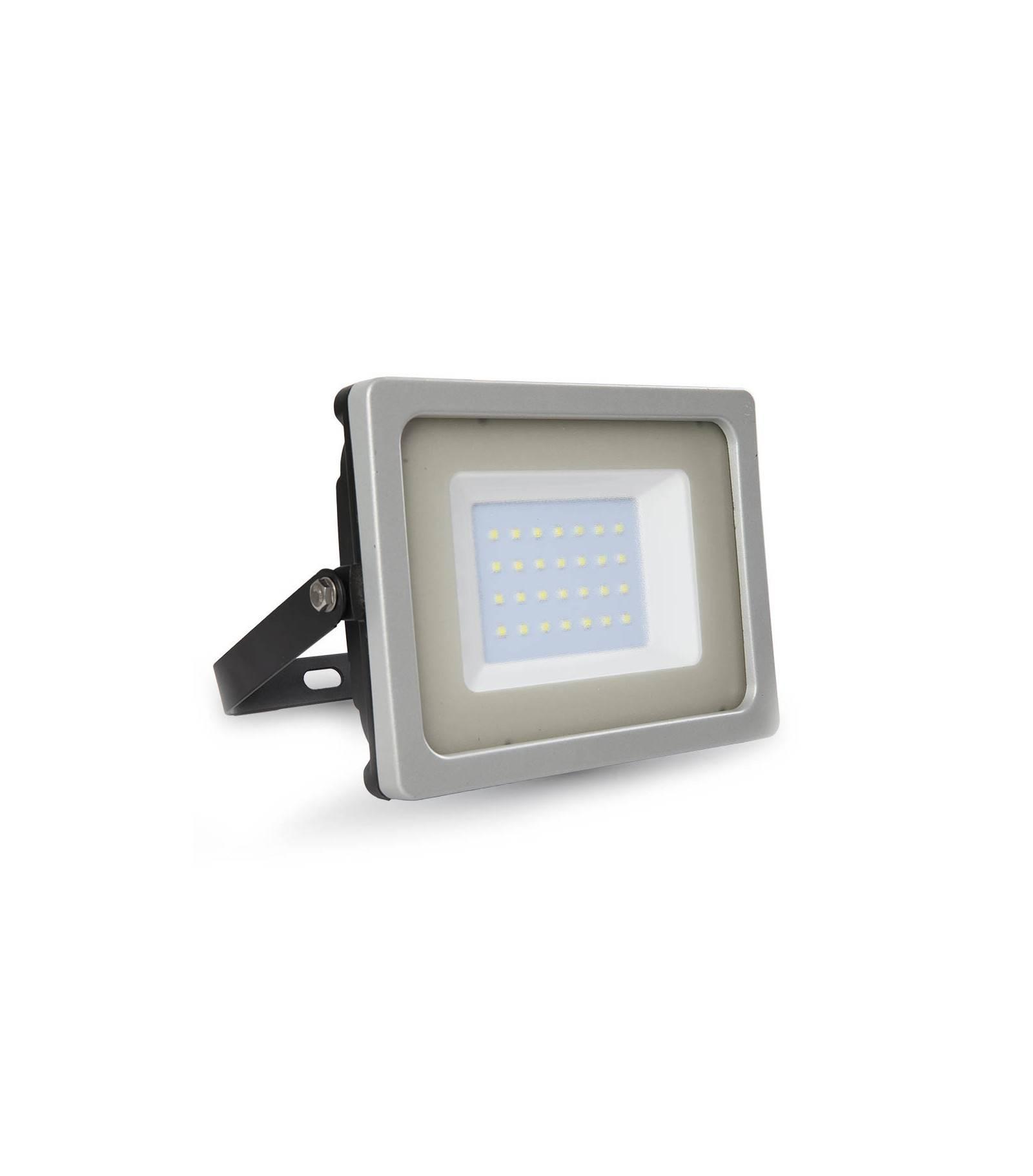V-TAC Projecteur LED SMD 30W rendu 150W Blanc froid 6000K ref 5812 V-TAC - 5812