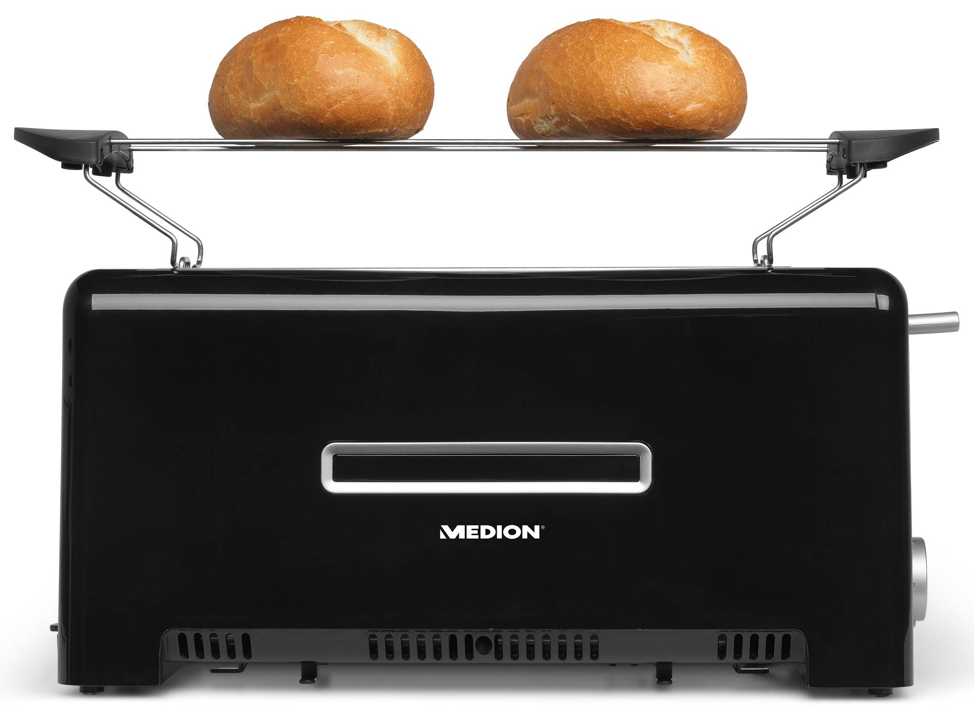 MEDION Grille-pain long double fente (MD 15709)