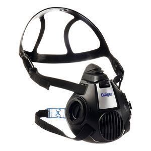 Draeger Demi-masque X-plore® 3300 corps du masque en TPE souple   Draeger