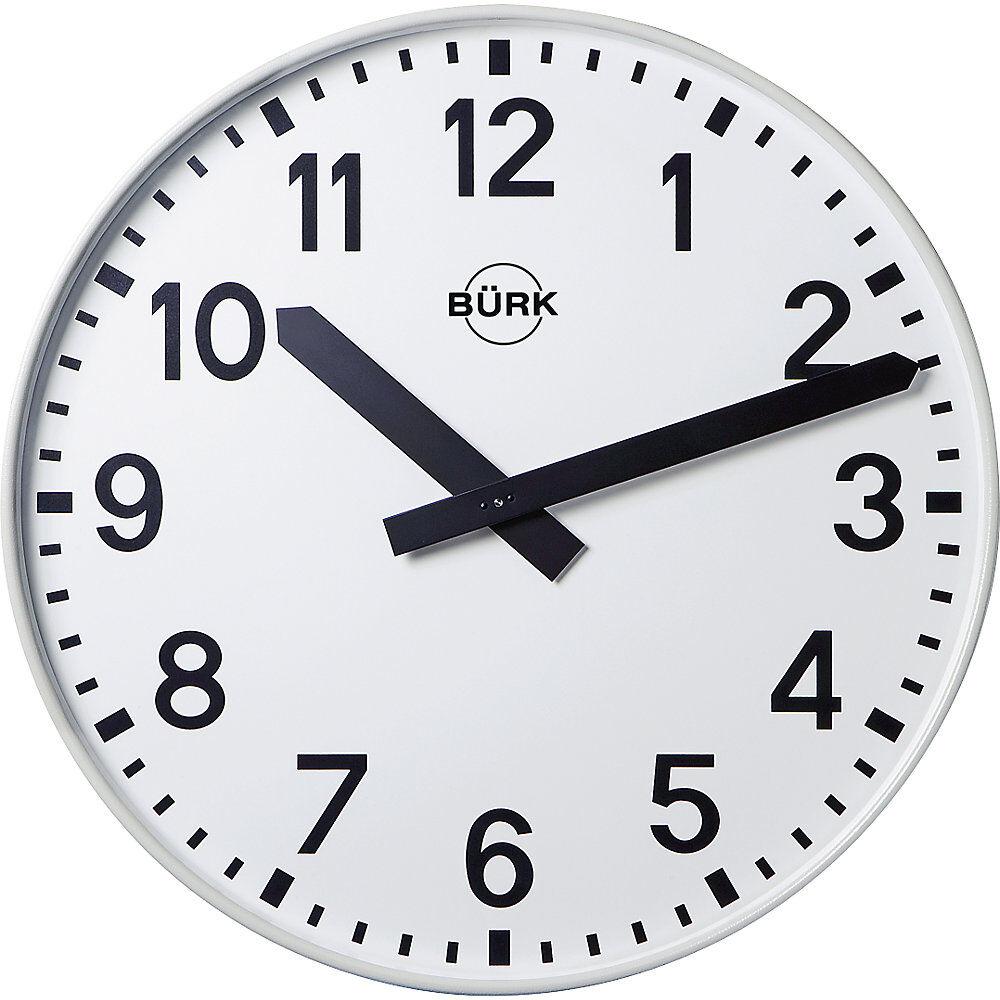 Horloge murale, Ø 500 mm horloge à quartz
